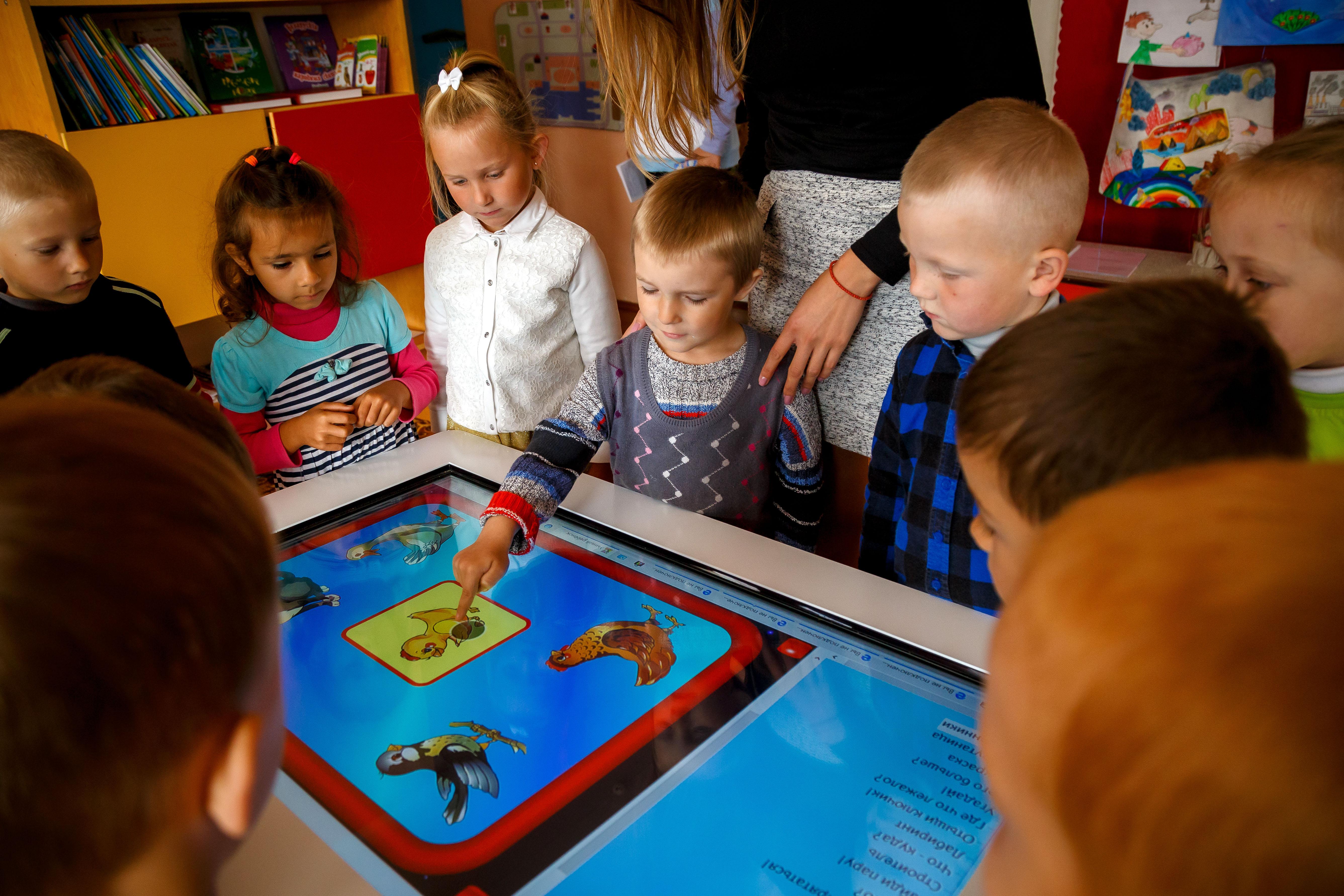 """Проект """"Зеленые школы"""" учит белорусских детей любить и беречь природу."""