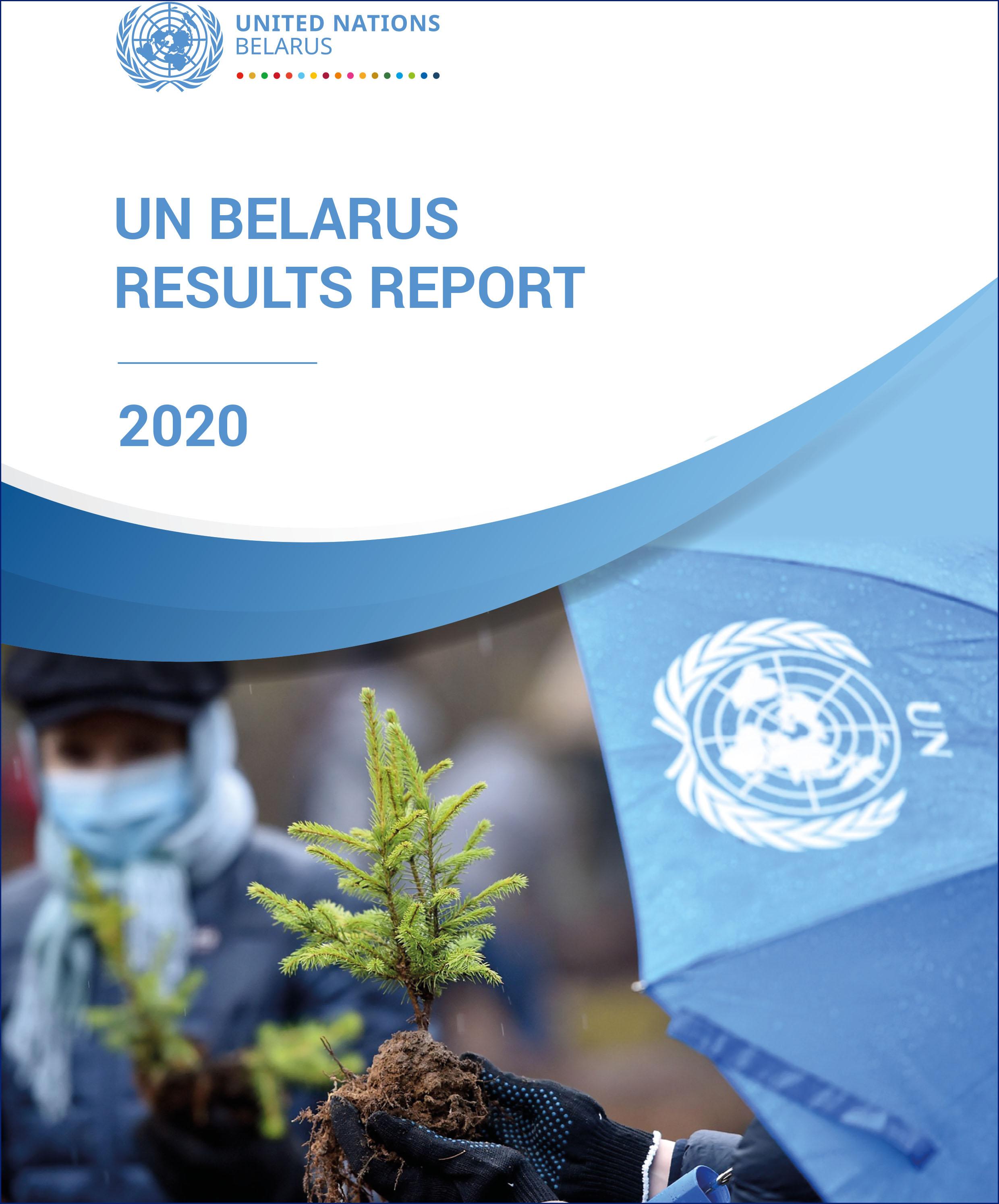 UN Belarus Results Report 2020