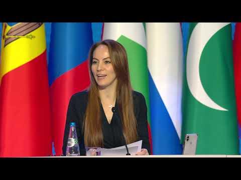 Открытие конференции высокого уровня по борьбе с терроризмом в Минске (русский)