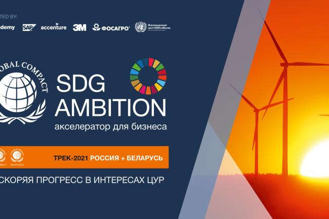 SDG Ambition - Business Accelerator